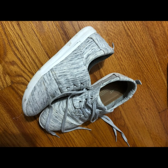 Toms Shoes - TOMS del ray sneaker lace up